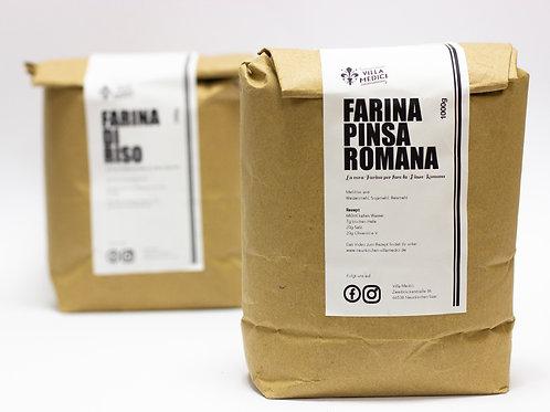 Pinsa Romana Mehl - das Original