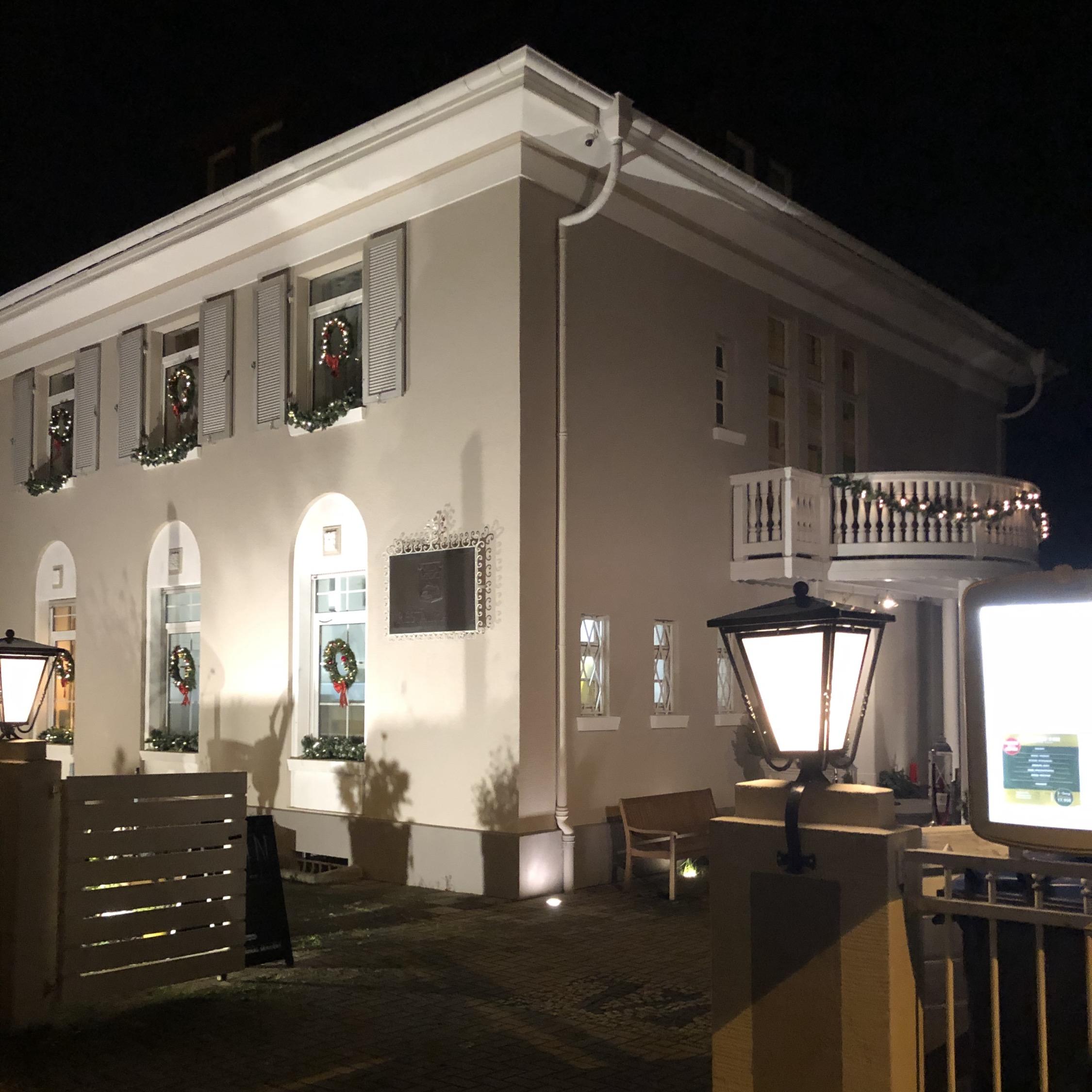 die Villa 1920