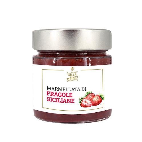 Marmelata di Fragole Siciliane