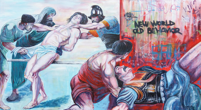 New World 110 x 200 cm