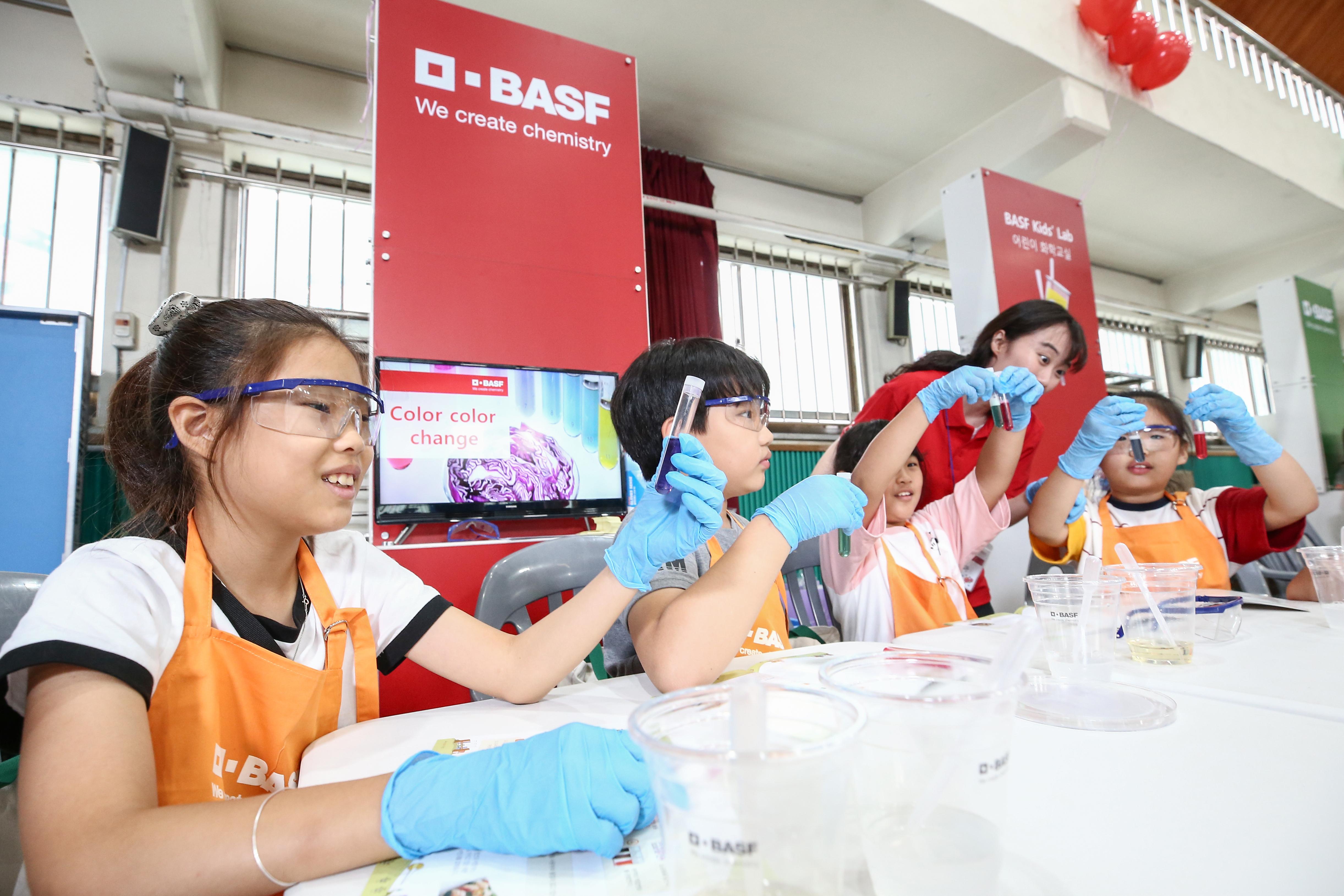 BASF Kids Lab