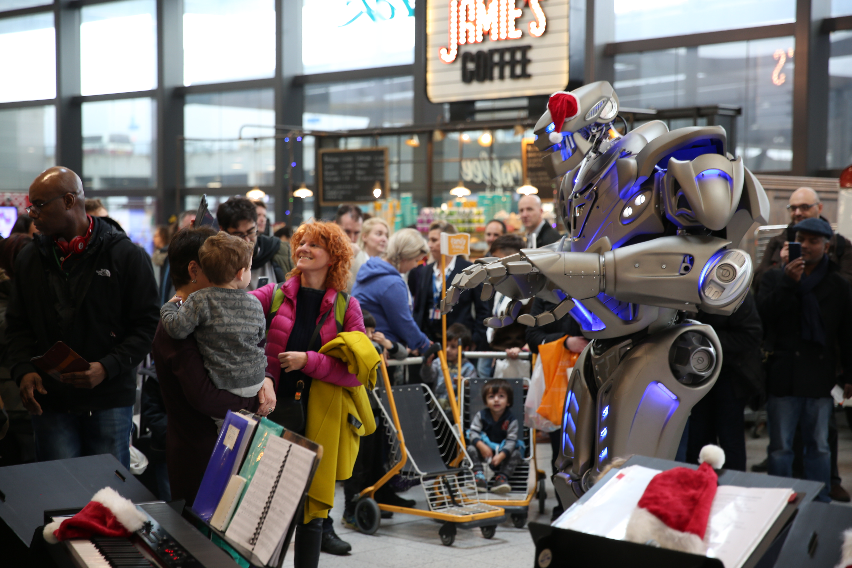Titan Robot Show