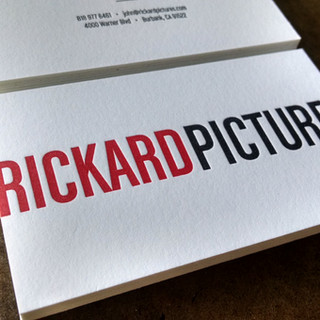 RICKARD PICTURES
