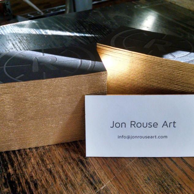 JON ROUSE ART