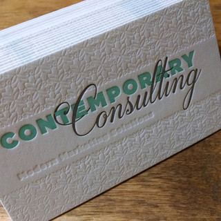 CONTEMPORARY CONSULTING