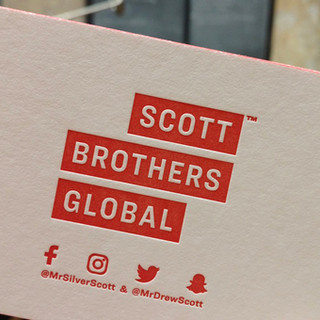 SCOTT BROTHERS GLOBAL NOTECARDS
