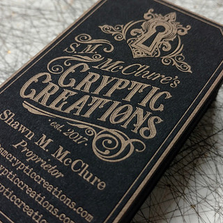 CRYPTIC CREATIONS