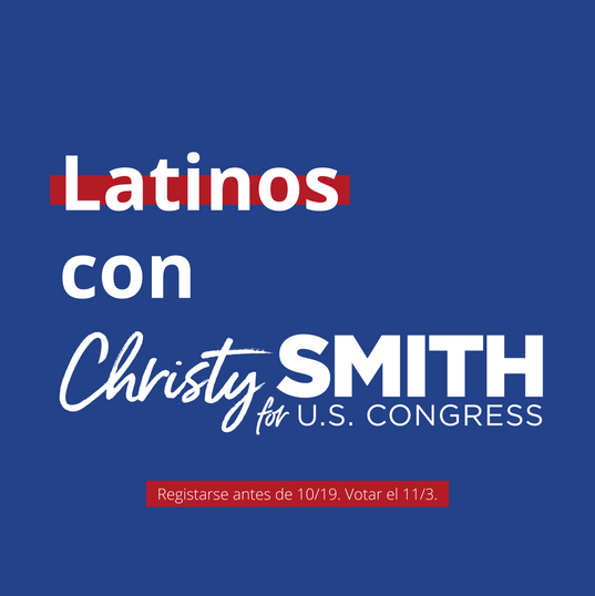 Latinos con Christy
