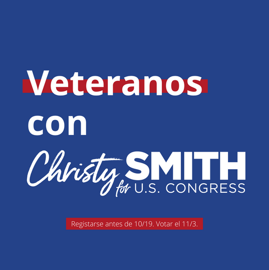 Veteranos con Christy