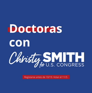 Doctoras con Christy