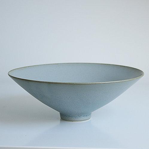 A medium bowl in blue-grey
