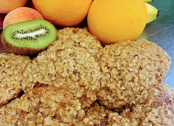 Biscuits «  Gonflés à bloc »