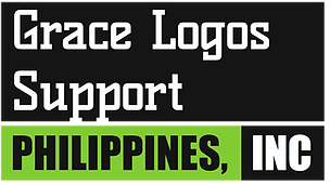 Grace Logos Support Philippines Logo