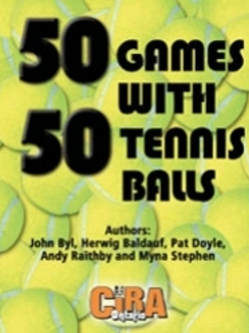 50 Games with 50 Tennis Balls