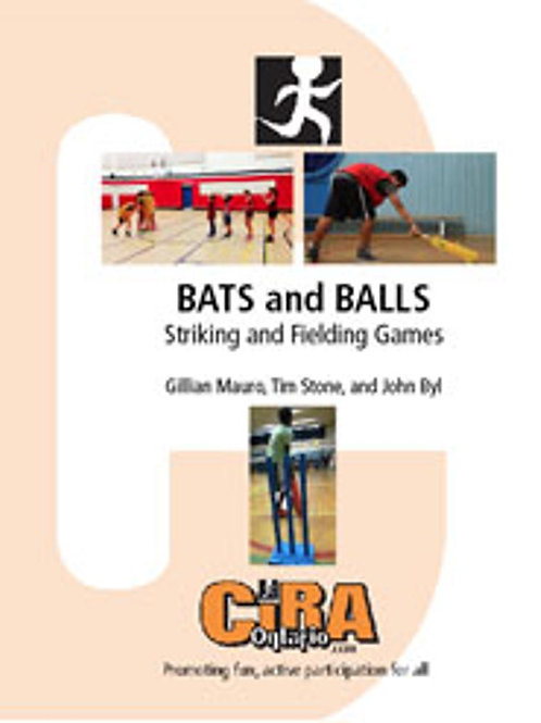 Striking and Fielding Games – Bats and Balls (M)