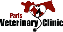 Logo of the Paris Veterinary Clinic