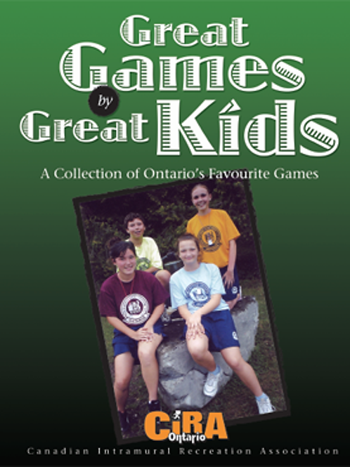 Great Games by Great Kids [PDF]