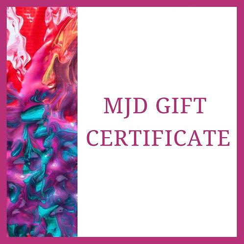 Interior Design Gift Card