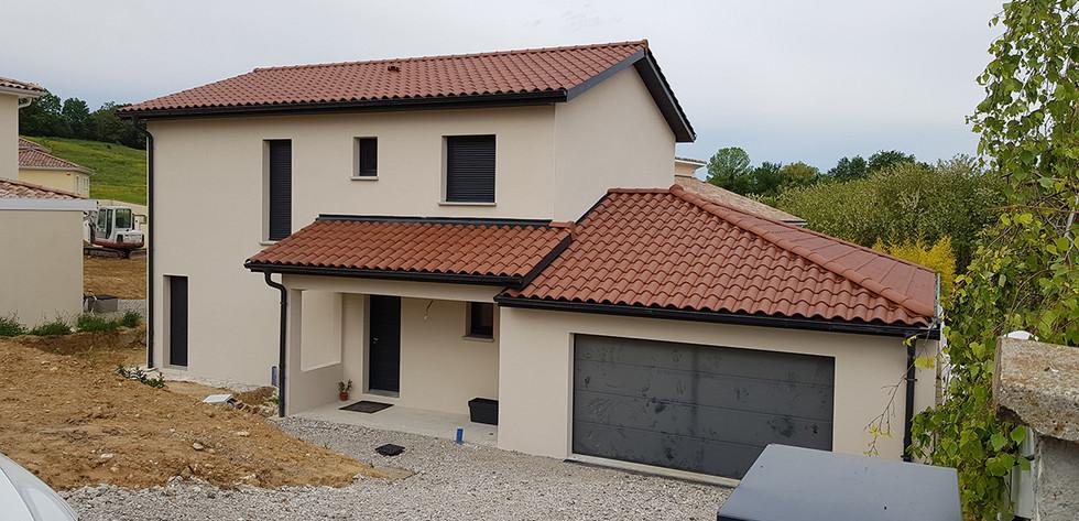 Construction maison Nobles Edifices Toussieu