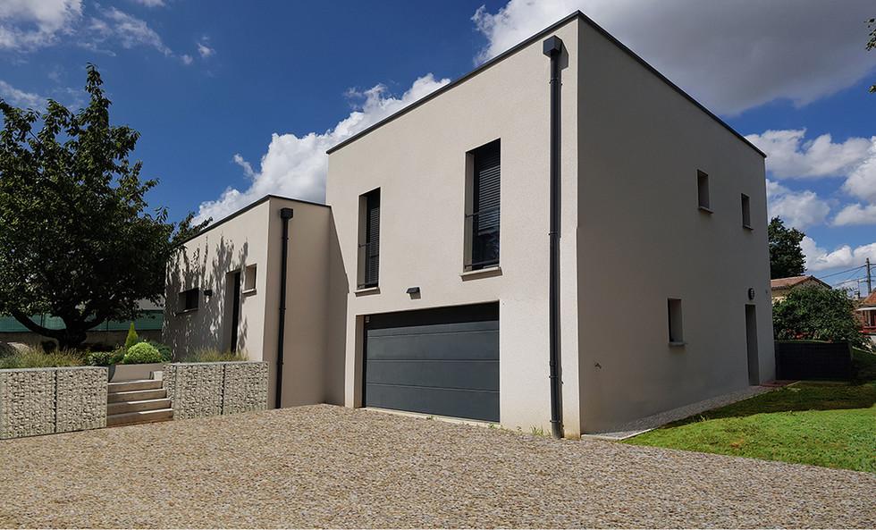 Construction maison Nobles Edifices Rhône