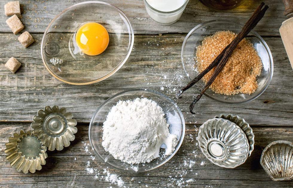 Eggs Benedict - Bake Haus Café
