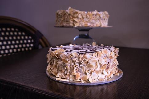 Esterhazi Cake