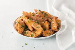 Garlic Parmesan Wedges