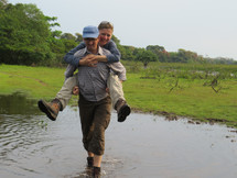 Pantanal Wilderness: Anaconda Tour.