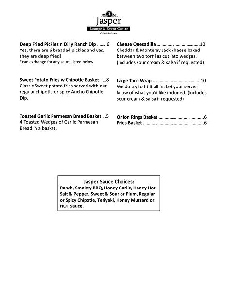 Active Menu- Oct 4 2019 - Prices reduced