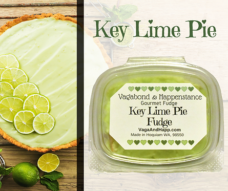 4oz Key Lime Pie Fudge