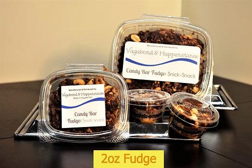 2oz Snick-Snack Fudge