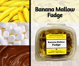 Banana Mallow Fudge