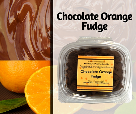 4oz Chocolate Orange Fudge