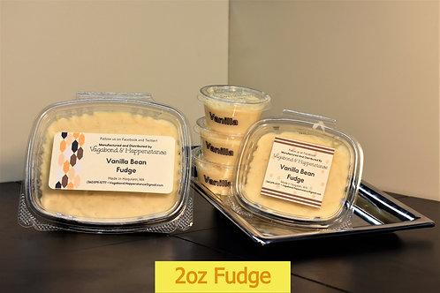 2oz Vanilla Bean Fudge