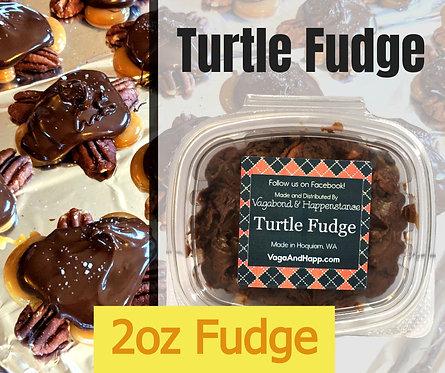 2oz Turtle Fudge