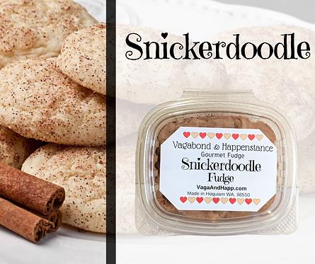 Snickerdoodle Fudge