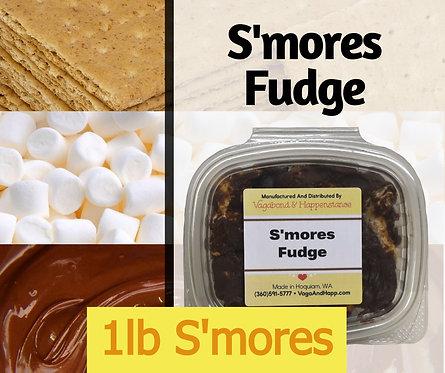 1lb S'mores Fudge