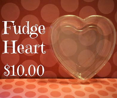 Fudge Heart
