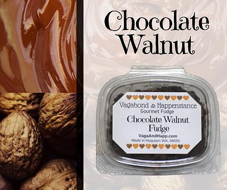 4oz Chocolate Walnut Fudge