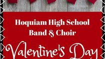 HHS Band & Choir Valentine's Day Fundraiser