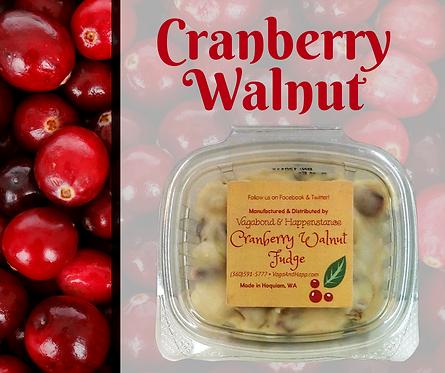 Cranberry Walnut Fudge