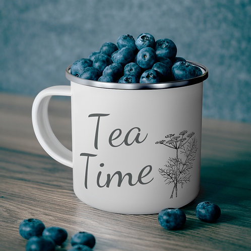 Tea time Campfire Mug