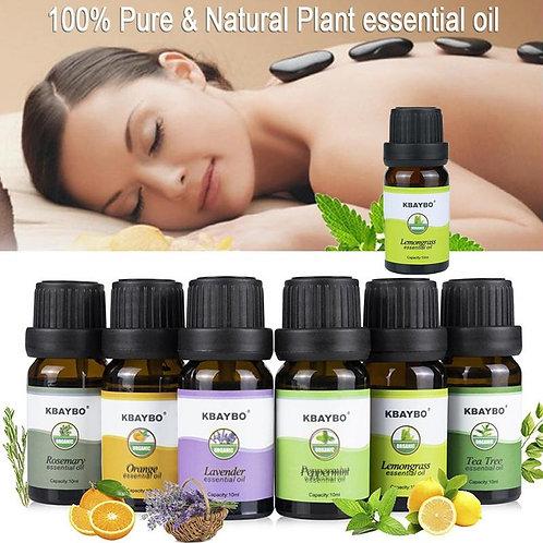 Essential Oil 6 Fragrance Set
