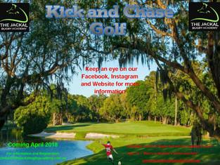 Kick and Chase Golf
