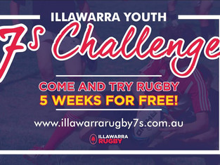 Illawarra Youth Rugby 7's Campbelltown