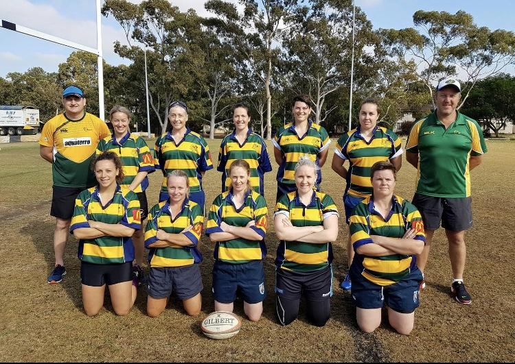 Aust Police Womens camp