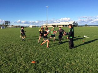 Great day for the Wollongong holiday camp