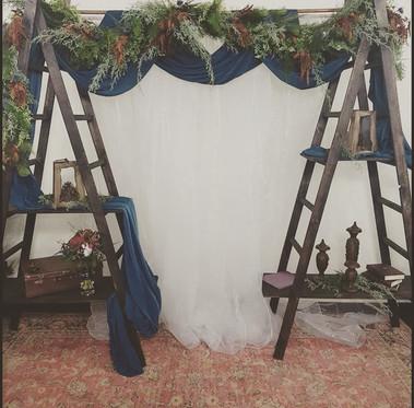 Decor Ladder Arch