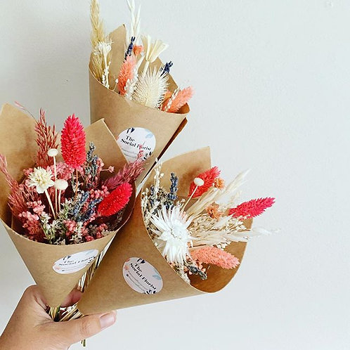 Mini Dried Bouquets