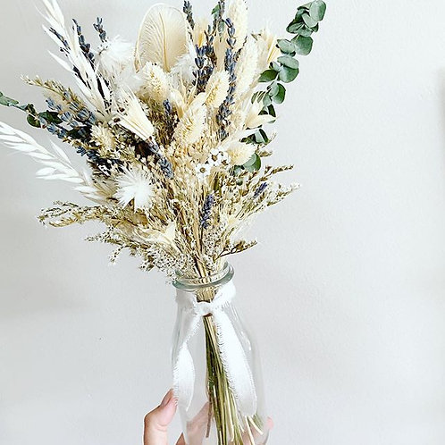 Lg Dried Flower Bouquet